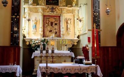 Sanktuarium Matki Bożej Głogowieckiej w Głogowcu